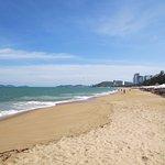 Enjoy the breeze at the beach