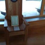 Eistedfodd Chair 2018