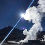 Foto de Geyser del Tatio