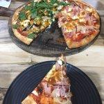 Pizza night Tuesday Yummo