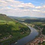 Königstein Fortress Foto