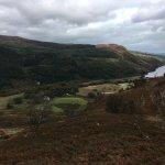 View towards Llyn Crafnant