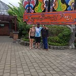 Gede showed us the Butterfly Park