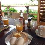 Woke up at 7 and enjoy breakfast at amihan! Friendly staff, nice view, good reception of wifi!!!