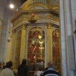 Holy Face smaller chapel