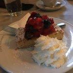 Fruit cake (actually long German name!)