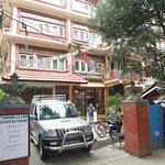 Photo de Thorong Peak Guest House