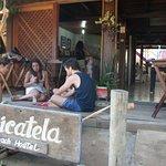 Foto de Zicatela Beach Hostel