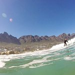GoPro shot at Glenn's beach.