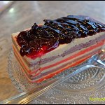 Blueberry Layer Cake