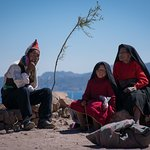 Amazing people of Taquila