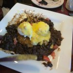 brunch special with black beans