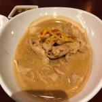 Masaman chicken. It was to die for!