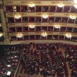 Photo de Scala de Milan (Teatro alla Scala)