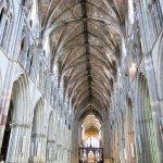 Impressive nave