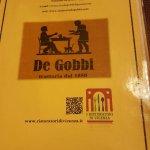Photo of De Gobbi
