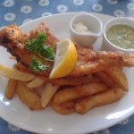 lovely fish & chips