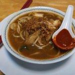 Hokkien Mee (very spicy)