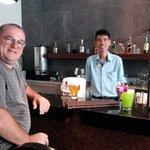notre barmann préféré !!!