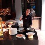 """Monsieur """"EGGS"""" du petit déjeuner !!! très très sympa !"""