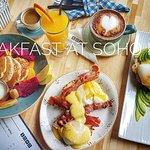 Breakfast at SOHO PARK