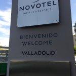 Foto de Novotel Valladolid