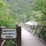 Photo of Nanatsuiwa Suspension Bridge
