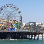 Santa Monica Bay Foto