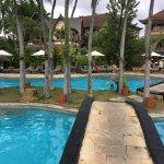 Super pool area