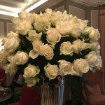 beautiful floral decoration