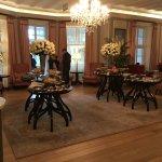 Windsor table buffet