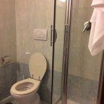 Bathroom in triple room