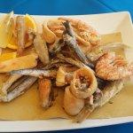 Foto van Food and Sea