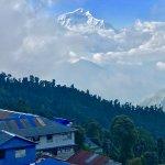 Hiliculi in a Annapurna Himalayan mountain range