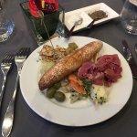 Bild från Le Flamboyant Restaurant