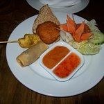 Mixed Thai Starter