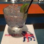 G&T at Gordon Ramsay Pub & Grill Las Vegas