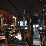 Draft on tap Gordon Ramsay Pub & Grill Las Vegas
