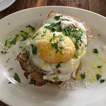 Meatball and Eggs