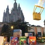 Photo de Tibidabo Amusement Park