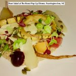 Root Vegetable Salad, The Fearrington Granary, NC