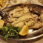 Grilled/roasted Snapper for dinner :)