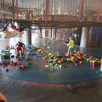 City Museum - Maxi-Legos (3o andar)