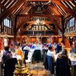 A photo of the barn - this was taken at a wedding with about 50 odd guests