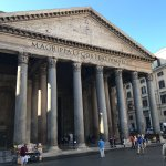 Pantheon - steps away from hotel