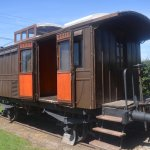 One of the wagons