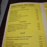 Foto de Antica Osteria della Ghiaia