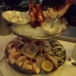 yum seafood tower $83