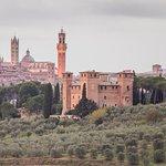 L'unico castello a due passi da Siena