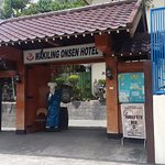 Makiling Onsen Hotel foto